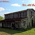 Ye Old Homestead by Deborah  Crew-Johnson