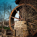 Ye Olde Mill by Tom Mc Nemar