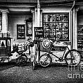 Ye Olde Sweet Shoppe Mono by Steve Purnell