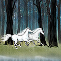 Year Of The Wood Horse by Jenn Tse