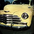 Yellow 47 Chevrolet by Tim Nyberg