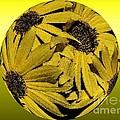 Yellow And Gold by Rick Rauzi