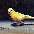 Yellow Bird by Linda L Martin