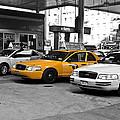 Yellow Cab _ Taxi by Louis Dallara