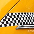 Yellow Cab - 4 by Nikolyn McDonald