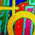 Yellow Circle by John  Nolan