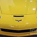 Yellow Corvette by Tom Gari Gallery-Three-Photography