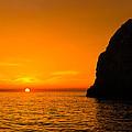 Yellow Dawn by Salvatore Mannino