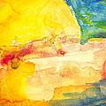Yellow Explosion by Jacqueline Schreiber