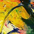 Yellow Horse by Noa Yerushalmi
