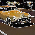 Yellow Hotrod by Alice Gipson