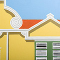 Yellow House by Trudie Canwood
