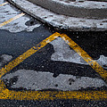 Yellow Lines 2  by Lyle Crump