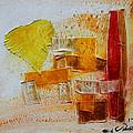 Yellow Love 3 by Jorge Berlato