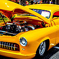 Yellow Machine by Shannon Harrington