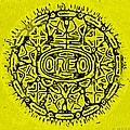 Yellow Oreo by Rob Hans