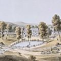 Yellow Sulphur Springs, Montgomery by Edward Beyer