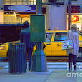 Yellow Taxi by Miriam Danar