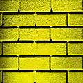 Yellow Wall by Semmick Photo