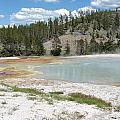 Yellowstone 1 by Cindy Goshko