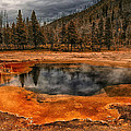 Yellowstone 3 by Ingrid Smith-Johnsen