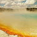 Yellowstone Hot Springs by Jeff Swan