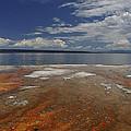 Yellowstone Lake by Lee Kirchhevel