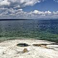 Yellowstone Lake by Mountain Dreams