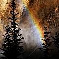 Yellowstone Rainbow by Indigo Wild Photography