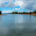 Yellowstone River by Brenda Jacobs