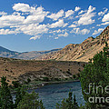 Yellowstone River Overlook by Charles Kozierok