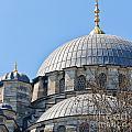 Yeni Cammii Mosque 03 by Antony McAulay