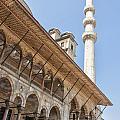 Yeni Cammii Mosque 11 by Antony McAulay