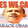 Yes We Can - Barack Obama by Peter Potter