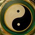 Yin And Yang 1 by Madhusudan Kawa