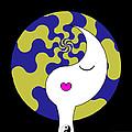 Yin Yang Crown 7 by Randall Henrie