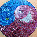 Ying Yang Owls by Brian Quinlan