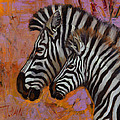Yipes Stripes by Pattie Wall