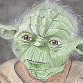 Yoda by Daniel Valentine