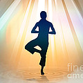 Yoga Balance by Bedros Awak