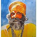 Yogi by Sarabjit Kaur