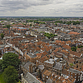 York From York Minster Tower II by Pablo Lopez