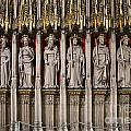 York Minster Statues 6100 by Jack Schultz
