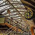 York Railway Station by Pablo Lopez