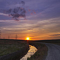 Yorkshire Sunset  by Chris Smith
