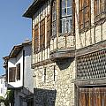 Yoruk Village Street by Bob Phillips