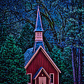 Chapel by Maria Coulson