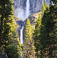 Yosemite Falls 01 by Jim Dollar