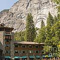 Yosemite National Park Lodging by Bob Phillips