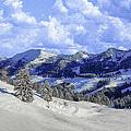 Yosemite National Park Winter by Bob and Nadine Johnston